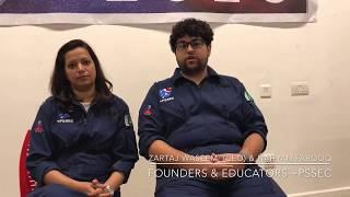 +PSSEC (Pakistan Space Science Education Center)