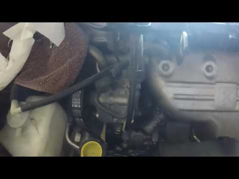 2001 Mazda 626 Radiator Replacement