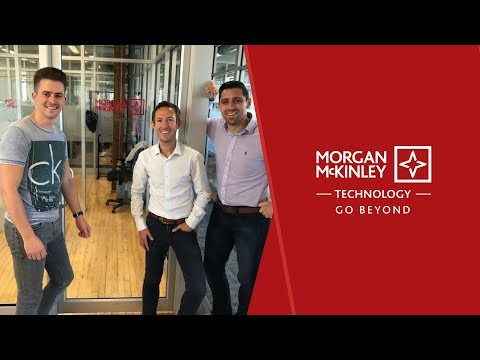 Morgan McKinley Technology Toronto