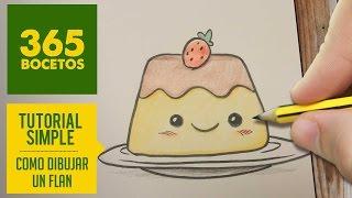 Como Dibujar Un Maiz Kawaii Paso A Paso Dibujos Kawaii Faciles