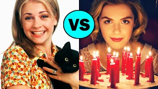 Download CHILLING ADVENTURES OF SABRINA vs Sabrina The Teenage Witch Video