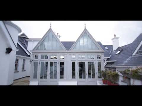 Bespoke Hardwood conservatories & Luxury Timber Orangeries