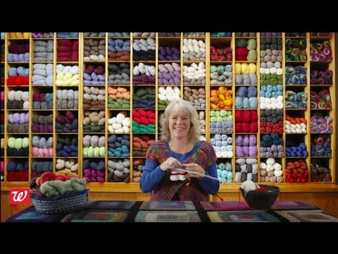 Record-Breaking Speed Knitter Finds Pain Relief Fast at Walgreens