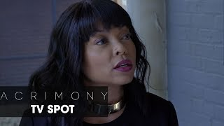 """Tyler Perry's Acrimony (2018 Movie) Official TV Spot – """"Vow"""""""