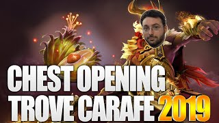 Dota 2 #TI9 Chest Opening - Trove Carafe 2019 (Blessed by RNG)