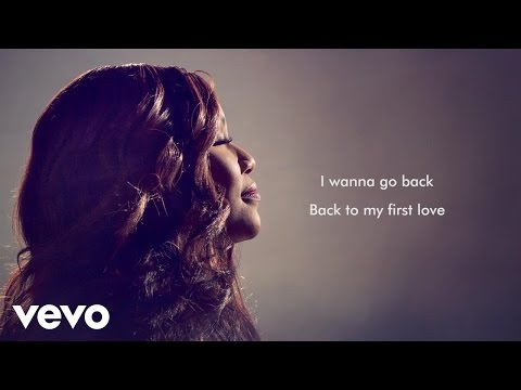 Mandisa - My First Love (Lyric Video) ft. Jeremy Camp