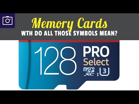 Choosing the Best Memory Card for your Camera