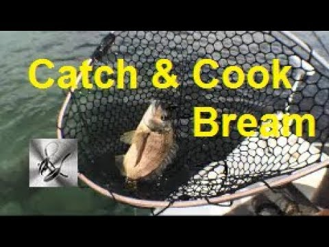 Catch & Cook Bream | The Hook and The Cook