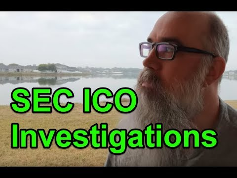 Why SEC ICO Investigations Are Good