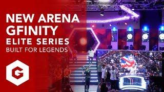 Gfinity eSports Arena Build Timelapse