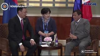 Turkey, Mongolia want to join Asean — Duterte