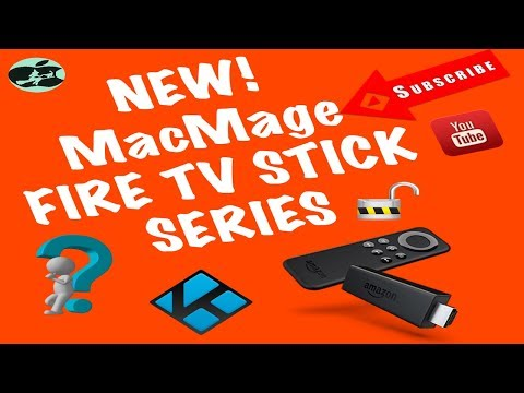 FIRE TV STICK UNBOXING