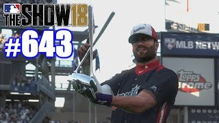 2030 HOME RUN DERBY! | MLB The Show 18 | Road to the Show #643