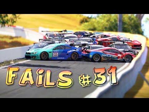 Racing Games FAILS Compilation #31