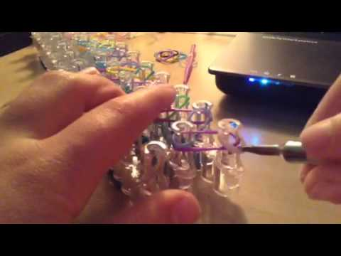 Loopy Looms - Loom Band Bracelet