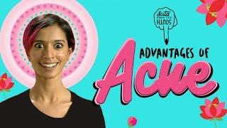 Advantages of Acne Ft. Sofia Ashraf | Sista From The South | Blush