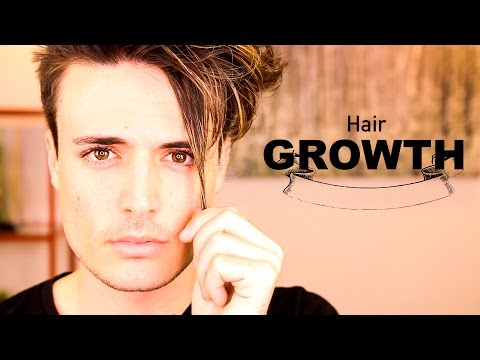 5 Hacks to SUCCESSFULLY Grow Out Your Hair 2017 | Mens Hairstyle Hacks