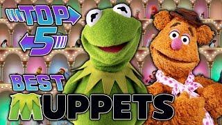 Top 5 Best Muppets