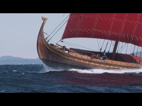 The Vikings are heading for New York City