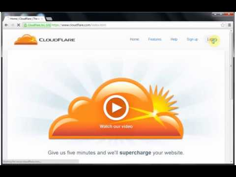 How to disable and remove the CloudFlare service