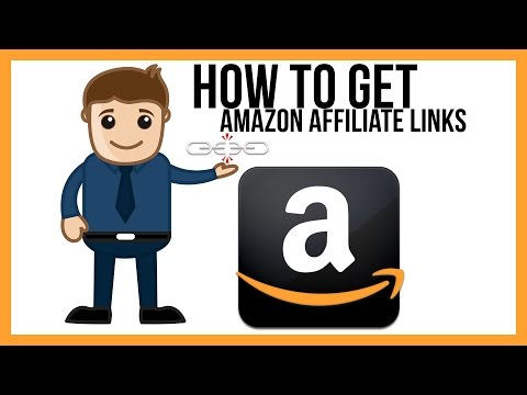 How To Get Amazon Affiliate Links For Your Blog and Website