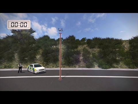 Police force launches Britain's first 24-hour drone unit
