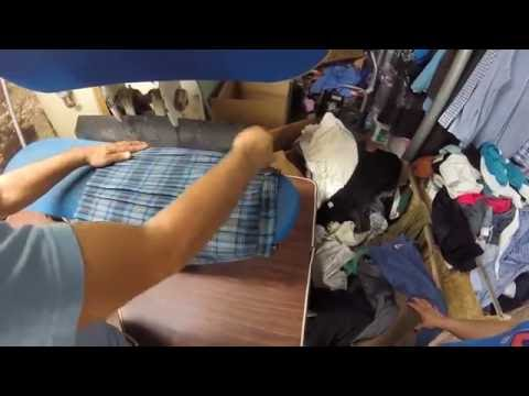 How Dry Cleaners Press Your Skirts