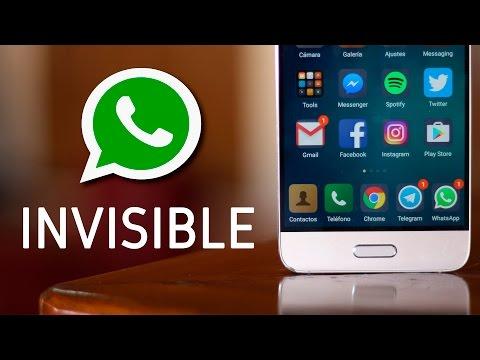 Cómo ser invisible en WhatsApp para Android y iOS, los mejores  trucos