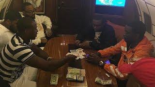 Meek Mill Wins Big Money In A Game Of Poker