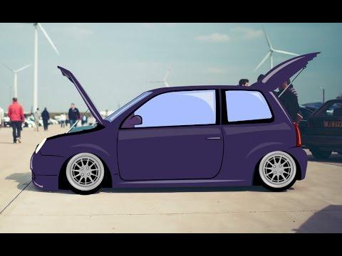 Volkswagen Lupo Vector [Speed] Illustrator CS6