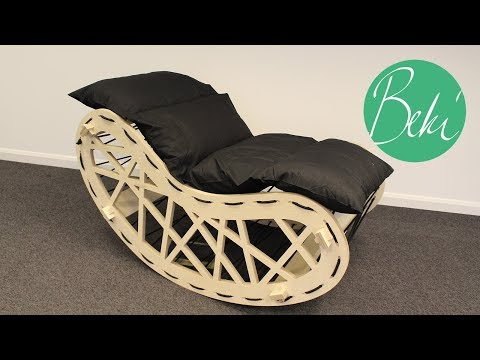 In Labs with Beki | Making a Bean Chair | Vectric