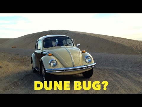 Snug in a Bug: Drive to the Sand Dunes!