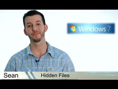 Learn Windows 7 - Show Hidden Files