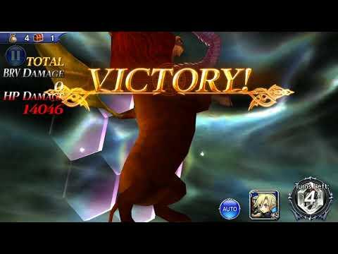 Dissidia Final Fantasy Opera Omnia - Battle
