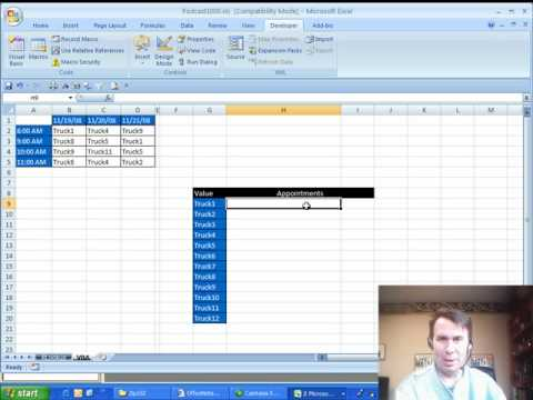 Mr Excel & excelisfun Trick 7: Reverse Lookup VBA or Formula?