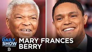"""Mary Frances Berry - """"History Teaches Us to Resist"""" and the Power of Protest 