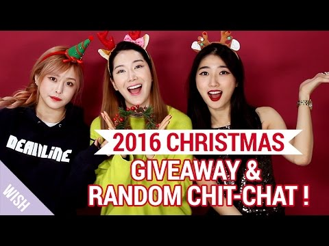 [Giveaway Closed] 2016 Giveaway! Christmas Presents for Our Subscribers | Wishtrend