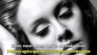 Adele Set Fire to the Rain (Legendado)