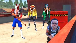 Free Fire | Funny Moments 25