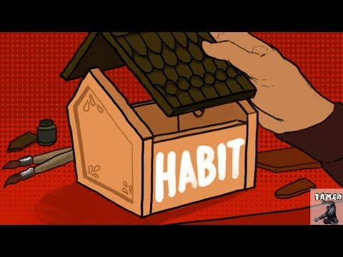 How To Properly Build Your Habit (MOST IMPORTANT Tamed Lesson)