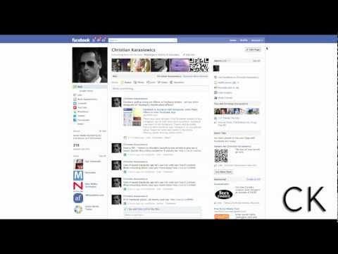 How to increase your Facebook fans on your Facebook page through email contacts