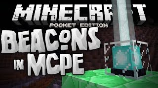 Beacons In Mcpe Fully Working Beacons Mod For 0140 Minecraft Pe Pocke