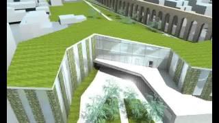 Video di presentazione tesi di laurea in Architettura