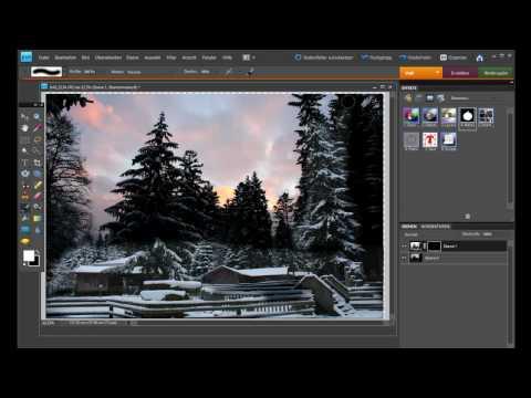 Zusatzmodul Elements+, Photoshop Elements HDR Foto Tutorial