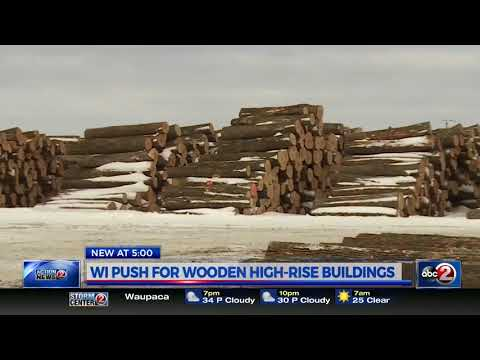 WBAY - Rep. Sean Duffy on Wisconsin's Lumber Industry