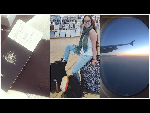 Leaving Australia: Journey to the UK [Moving Abroad Vlog]