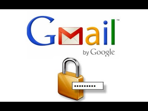 Change Your Gmail Account Password Easy Steps 2014-15