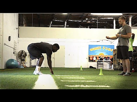 Agility & Upper Body Athletes Training