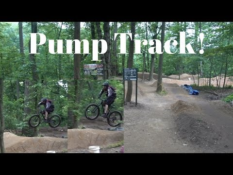 MTB| We check out a cool Pump Track!