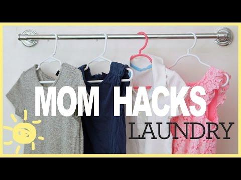 MOM HACKS ℠   Laundry! (Ep. 3)